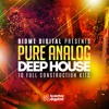 Pure Analog Deep House Construction Kits - Sample Pack