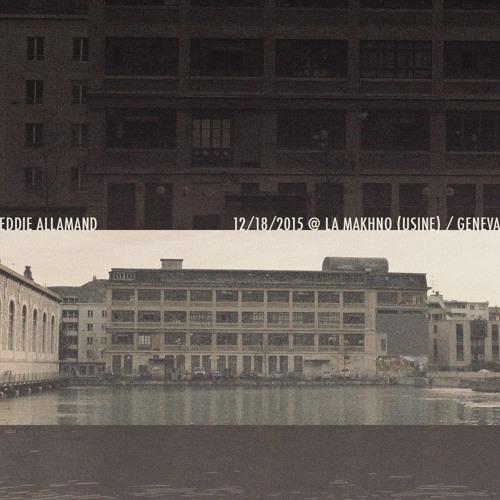 Mix - 12/18/2015 @ La Makhno, Usine, Geneva (CH)