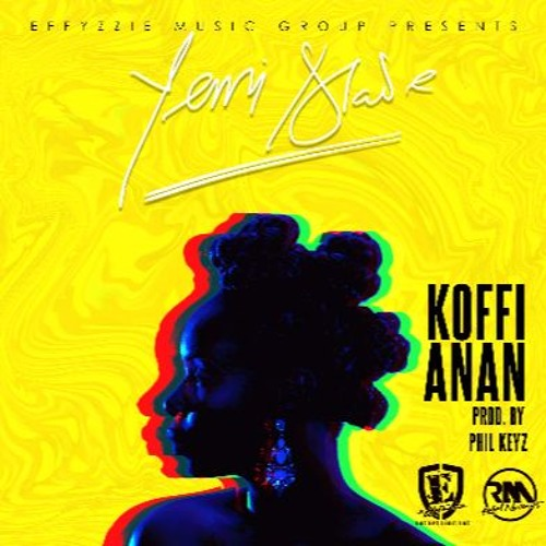 Yemi Alade - Koffi Anan (prod. Phil Keyz)