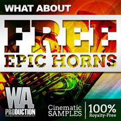 Free Epic Horns [50 Cinematic / Alien Horn Samples & Stabs]