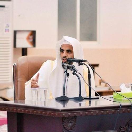 الشيخ عمر السعدان وخطبة الجمعة بعنوان اهوال يوم القيامة