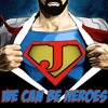 Podcast 6 - We Can Be Heroes