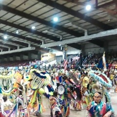 Cozad - Men's Southern Straight Live at Kinder, LA Pow Wow 2015