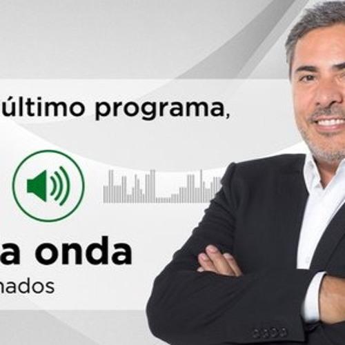 Onda Cero Madrid. Aquí en La Onda. 14 de enero de 2016
