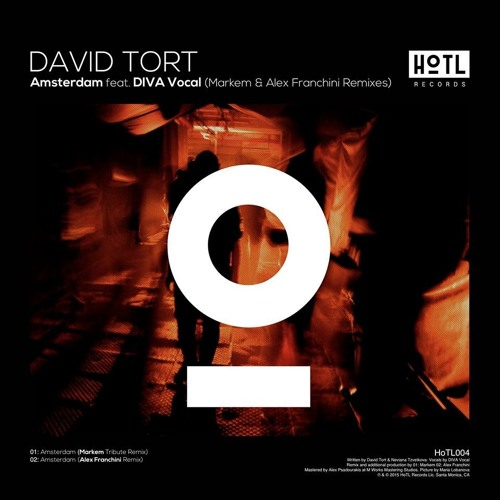 David Tort - Amsterdam ft. DIVA Vocal (Markem Tribute Remix)