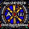 The Rev. Dr. Jon Vickery - 1 Peter 3:18-22