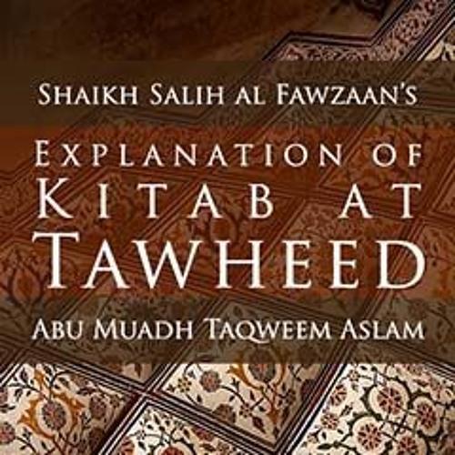 Explanation of Kitab at Tawheed