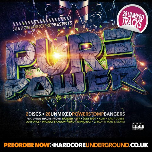 M-Project feat. Zoe Vanwest - Lost In The Rave (Powerstomp Mix)