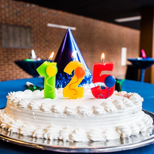 Belmont's 125th Birthday Party