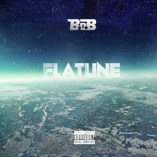 B.o.B - Flatline (studio acapella)