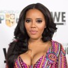 """Angela Simmons talks """"Growing up Hip Hop"""", Fashion on VTRS"""
