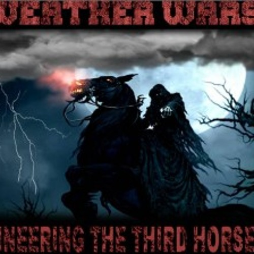'WEATHER WARS: ENGINEERING THE THIRD HORSEMAN W/ JIM LEE AND MATT LANDMAN' - January 25, 2016