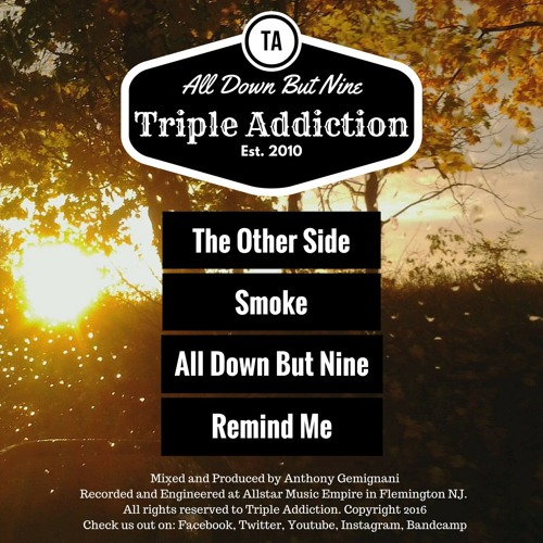 Triple Addiction - Remind Me