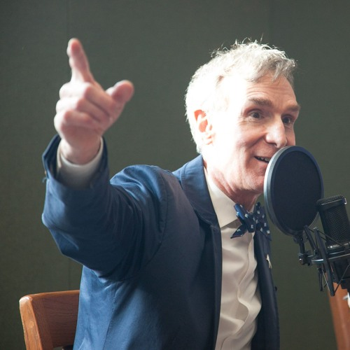 Bill Nye and the empennage kicking new planet.