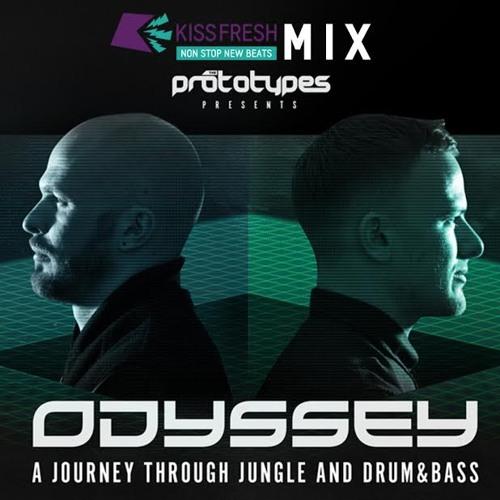 KISS FM - The Prototypes - Odyssey Mix - Friday Fresh Mix Show