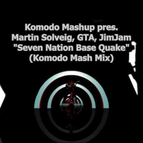 Martin Solveig, GTA, JimJam, - Seven Nation Base Quake (komodo Mash Mix) скачать бесплатно и слушать онлайн