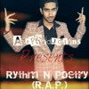 Rythm And Poetry (R.A.P.) By AV