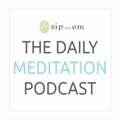 600 Let Go Of Distractions Mudra Meditation