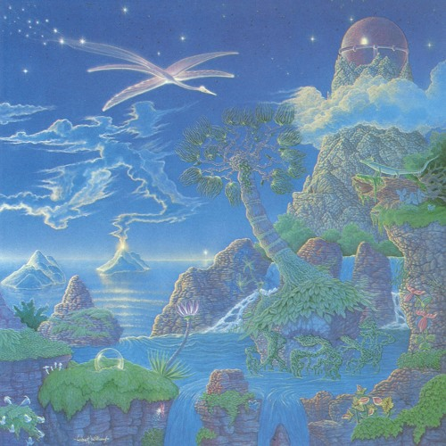 Matthewdavid's Mindflight - Unfolding Atlantis