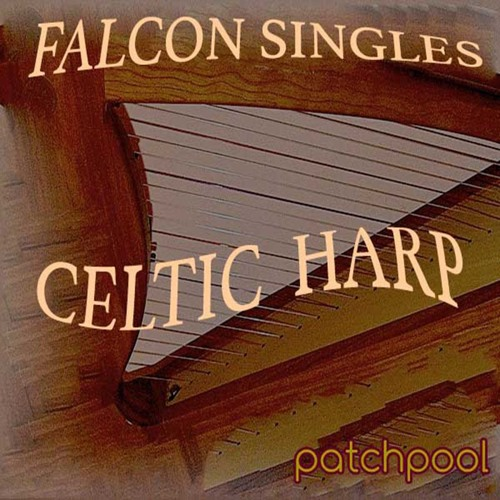 Celtic Harp - Falcon Singles