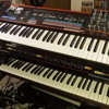 """Giving"" with Roland Juno 106, Juno 60, JX-3P, MSQ-100, and Zoom R24"