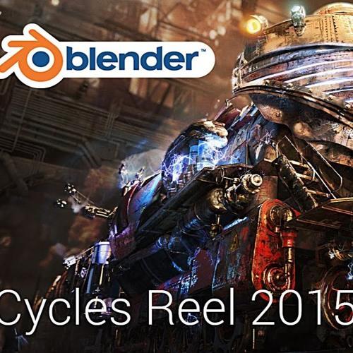 Night Run (Cycles Demoreel 2015)