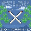 SMO ft Young H x LDleKING- Smoke Weed Everyday