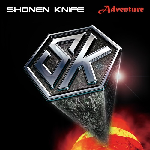 Shonen Knife - Jump Into The New World (Damnably 2016)