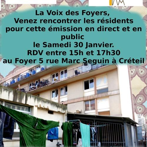Générique La Voix des R2sidents - Janv 2016
