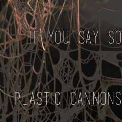 If You Say So - -Plastic Cannons