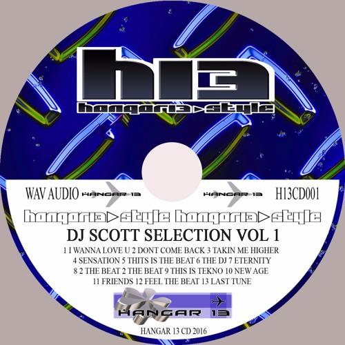 DJ Scott - 13 Track Cd Release Demo