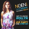 Hollyn Closes With Lights Shine Bright
