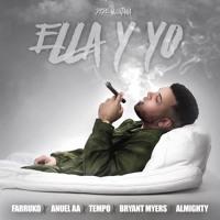 Cover mp3 Pepe Quintana - Ella y Yo ( Official Audio ) ft  F