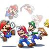 Twinsy Tropics - Mario & Luigi  Paper Jam
