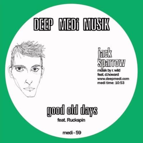 J.Sparrow (feat Ruckspin)- Good Old Days (Deep Medi)