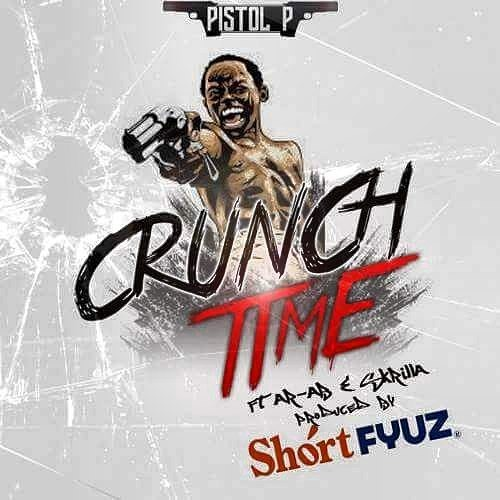 "The R.I.S.E Presents Pistol-P In ""CrunchTime"" Ft Ar-Ab & Skrilla #rismoney"