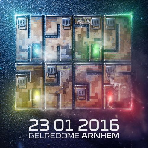 Hard Bass   | Team Red live set by Rebelion, Delete & E ...