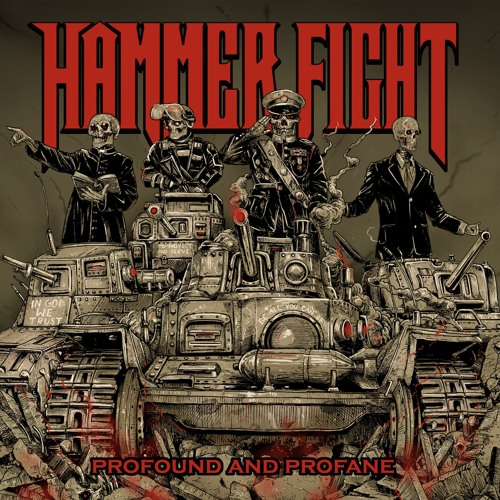 HAMMER FIGHT - Target Acquired