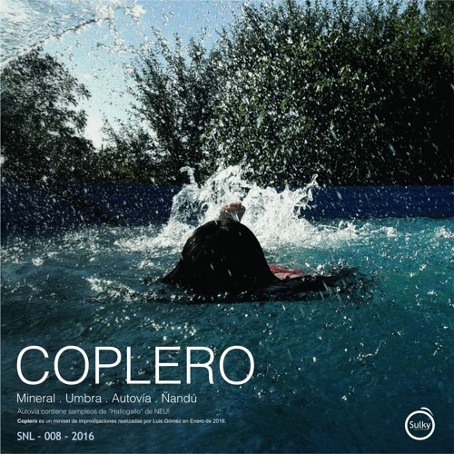SNL 008 - GOMEZ - Coplero - Sulky Netlabel 2016