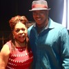 RAY CHEW sits with VALERIE SIMPSON of the legendary writing and performing duo Ashford & Simpson