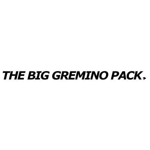 THE BIG GREMINO PACK (INCLUDES UNRELEASED TRACKS) see