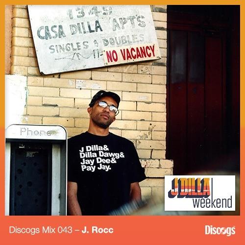 Discogs Mix 43- J. Rocc