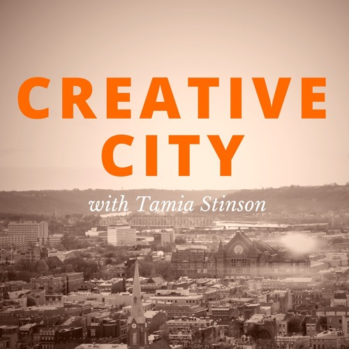 Creative City #1 - Grace Dobush