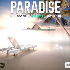 InkMonstarr ft. Truth Denerio & Kevin Gate - Paradise