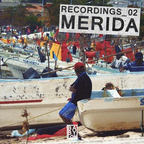 RECORDINGS_02: MERIDA /FREE SAMPLE PACK