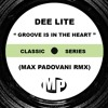 DEEE LITE - GROOVE IS IN THE HEART (Max Padovani Rmx)