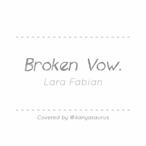 Lara Fabian - Broken Vow (Cover)