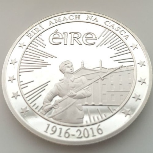 1916 Easter Rising Commemorative Coins