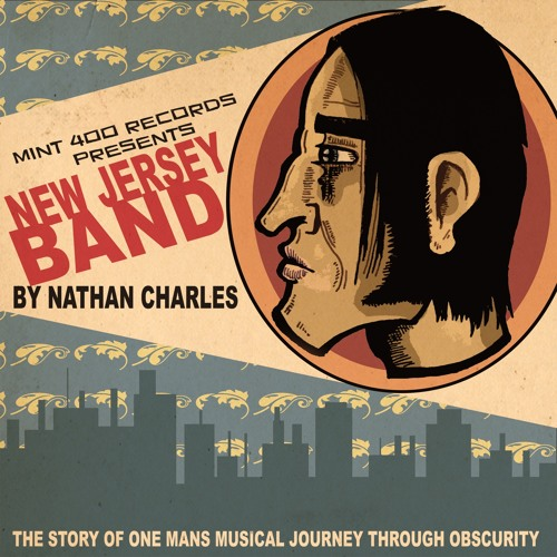 NATHAN CHARLES - New Jersey Band (AudioBook)