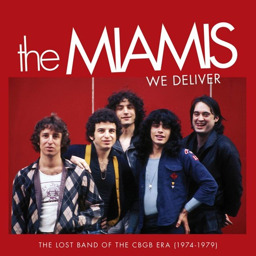 The Miamis - We Deliver